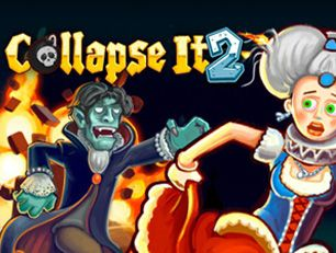 Вторая часть замечательной игры Collapse It в которой нужно закладывать взрывчатку для того, чтобы разрушить всё в округе. При этом ты должен взорвать или завалить людей, которые находятся в постройках или возле них. Если погибли не все - уровень ты не пройдешь. Чем больше разрушений – тем лучше.