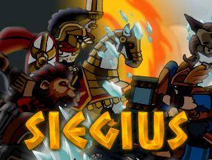 Атакуйте крепость противника, при этом, не забывая защищать свою. Добывайте золото, развивайте свою армию. В игре есть три вида персонажей: римляне, галльские племена и клан диких свиней. Каждый из этих персонажей имеет свои характеристики игрового баланса. Также у вас есть сильный колдун, который владеет боевой магией.